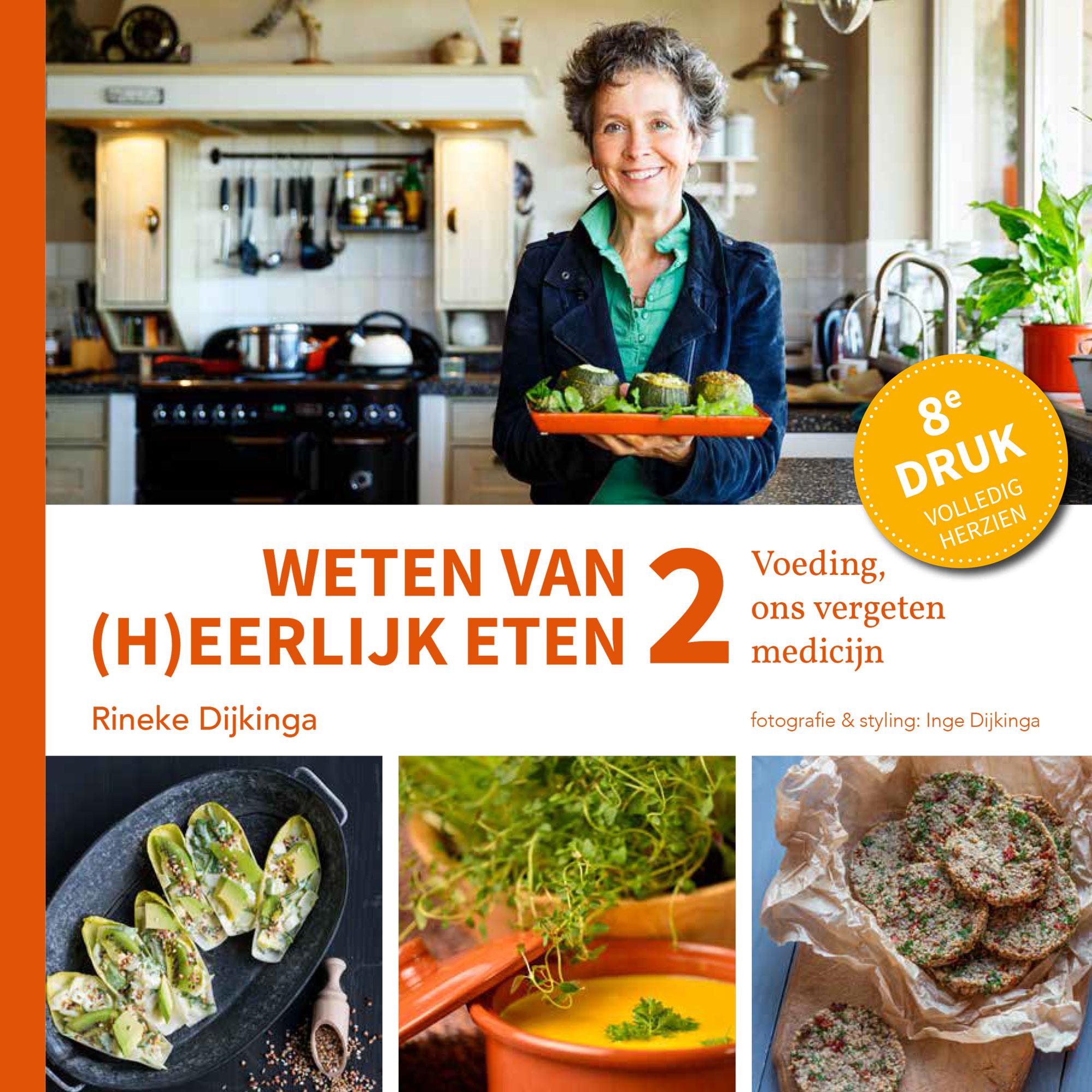Koken a la Rineke - Gezonde darmen, gelukkig brein