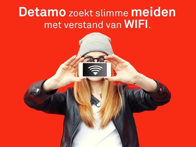 Detamo vrouwen voor ICT telecom - PR Matters