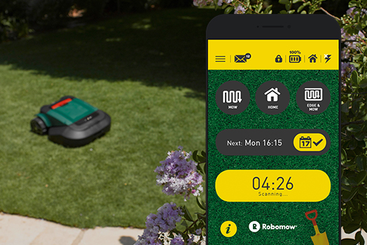 Smart gardening robomow - PRmatters