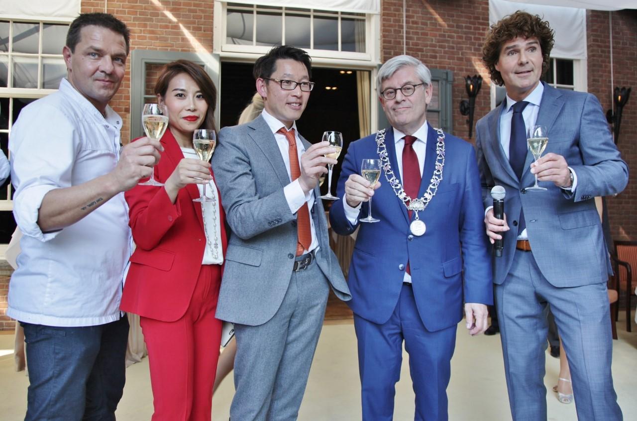 Nieuwe eigenaar Kasteel de Wittenburg deelt internationale ambitie