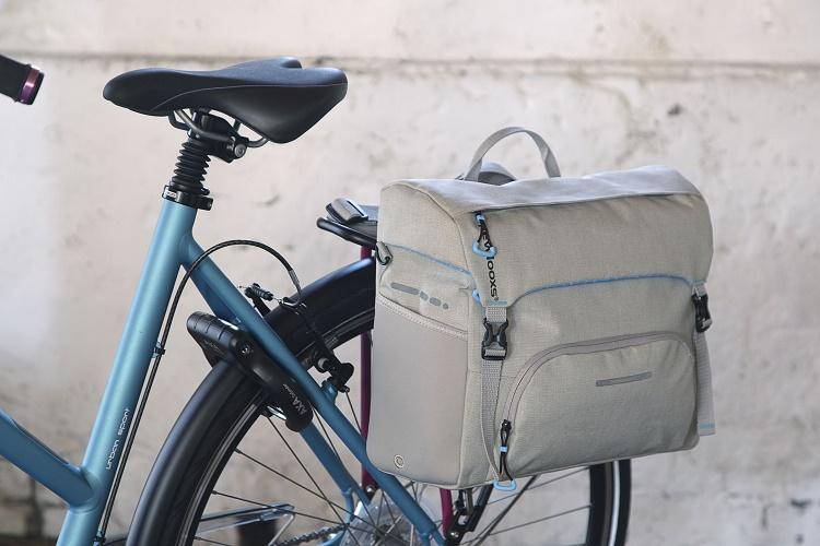 Laptoptassen voor op de fiets - PR Matters