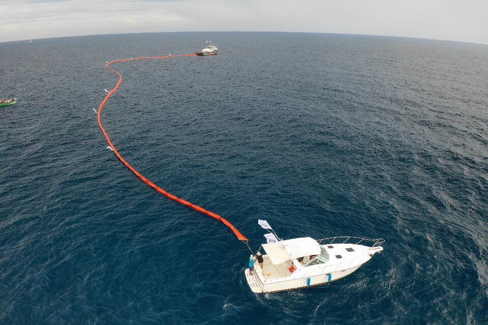 Sodastream afval uit zee - PRMatters