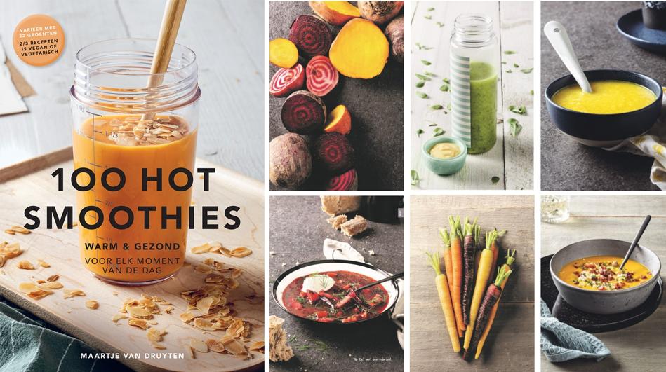 100 hot smoothies verrassend verleidelijk voedzaam | PR Matters